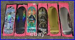Natas Kaupas Santa Cruz Blind Bag Skateboard SET OF 6