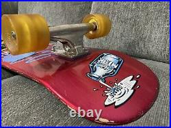 Natas Kitten SMA Santa Cruz Complete Skateboard Independent Trucks Not Blind Bag