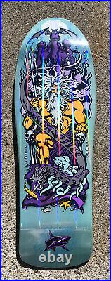 New Santa Cruz Jason Jessee Neptune Reissue Deck