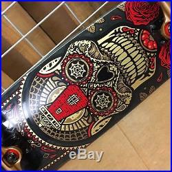 New Santa Cruz Sugar Skull Street Shark Cruzer Complete Skateboard 8.8 x 30.97