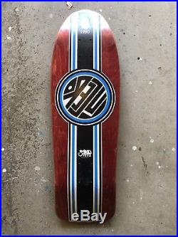Nos 1990 Lucero Skatebaords John Lucero Skateboard Deck. Santa Cruz