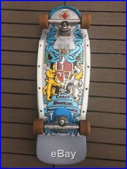 OG Vintage Powell Mountain Crest skateboard santa Cruz blind 101 vision gonzales