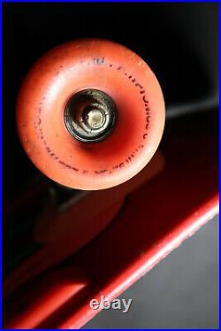 OG Vintage Santa Cruz Keith Meek Slasher Skateboard Complete Deck Powell Peralta