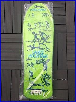 Powell Peralta Lance Mountain Future Primitiv Skateboard Santa Cruz Hawk Vallely