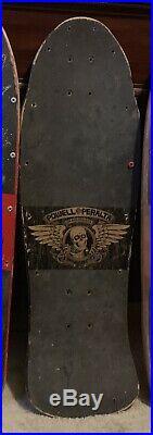 Powell Peralta Steve Caballero Old School Vintage OG Skateboard Santa Cruz Hosoi