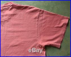 RARE! Harold Hunter Skateboard VTG 1992 Distressed T Shirt THRASHER Santa Cruz