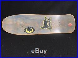 RARE Jeff Kendall 1990 Santa Cruz Werewolf Skateboard Deck NOS Old school