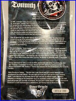 RARE Limited Powell Peralta Tommy Guerrero Skateborad Deck Santa Cruz Natas