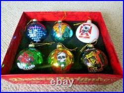 RARE Powell Peralta Bones Brigade Christmas ornaments Santa Cruz Hawk McGill