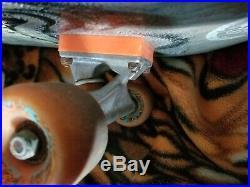 RARE Vintage Santa Cruz Rob Roskopp Face Complete Skateboard OJ ll Independent