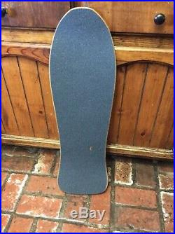 Rare 1987 DOGTOWN Jay Adams. 80's Vintage Skateboard Deck Rare