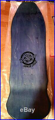 Rob Roskopp Face Skateboard Santa Cruz