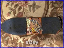 Rob Roskopp Skateboard Old School