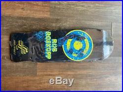 Rob Roskopp Target 2 Reissue Santa Cruz Skateboard Deck