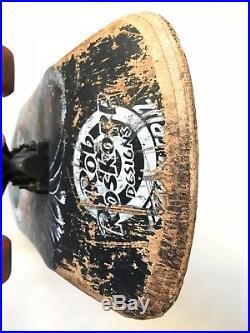 Rob Roskopp eye ORIGINAL 1987 slimeball Santa Cruz skateboard price drop! Sk8