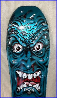 Rob roskopp 80's santa cruz avla skateboard madrid g&s vision dogtown powell