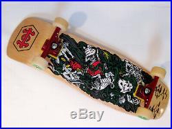SANTA CRUZ Hosoi MONK Skateboard Deck CUSTOM GRiP h-street schmitt stix natas OG