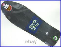 SANTA CRUZ Knox FIREPIT GLoW Skateboard Deck NEW natas hosoi blind roskopp bag