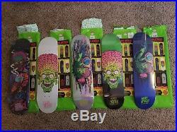 SANTA CRUZ MARS ATTACKS BLIND BAG Skateboard Deck 8.25 x 31.8 (In hand)