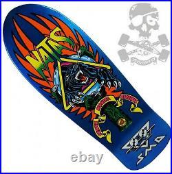 SANTA CRUZ / SMA Natas Panther 3 Skateboard Deck Pearl Blue 10.538