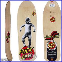 SANTA CRUZ Salba Baby Stomper Skateboard Deck 10.1 x 32 Reissue 1980s Pool