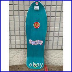 SANTA CRUZ Skateboard Deck Dressen Roses Reissue Unused item Imported from Japan