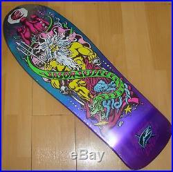 SANTA CRUZ Skateboard deck Jason Jessee Neptune Candy Metallic Purple Fade
