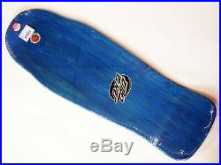 SANTA CRUZ Winkowski PRIMEVAL Skateboard Deck RARE NEW schmitt stix grosso hosoi