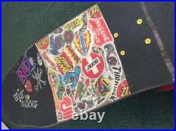 SANTA CRUZ Winkowski dope planet Complete Pro Skateboard 97a Slimeballs