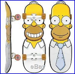 SANTA CRUZ x THE SIMPSONS The Homer Skateboard DECK ONLY 10.1 x 31.7 Cruiser