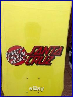 Santa Cruz 30th Anniversary Reissue series 2 Rob Roskopp Face 2003