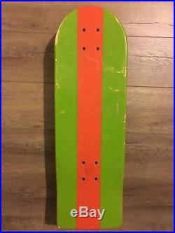 Santa Cruz- Bart Simpson Limited Edition Cruiser- Skateboard
