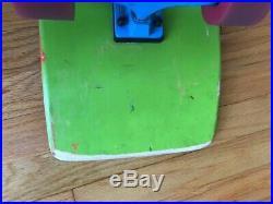 Santa Cruz- Bart Simpson Limited Edition Cruiser- Skateboard- RARE