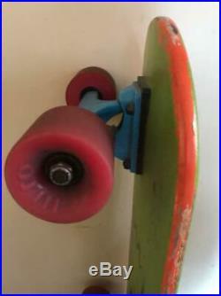 Santa Cruz- Bart Simpson Limited Edition Cruiser- Skateboard- RARE from Japan
