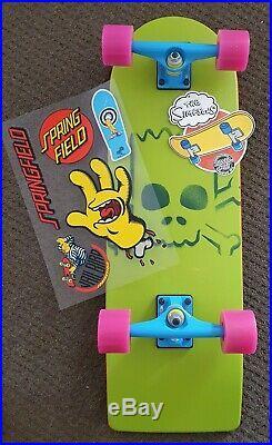 Santa Cruz Bart Simpson skateboard The Simpson's Collectable