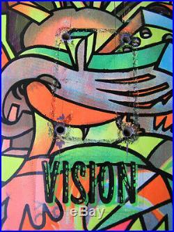 Santa Cruz Blacktop Series Hosoi Picasso Vintage (not a reissue)