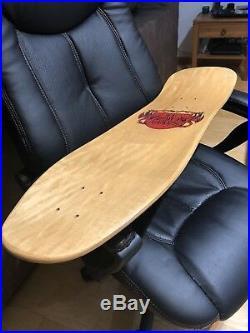 Santa Cruz Bod Boyle Vintage Skateboard NOS Rare Jeff Grosso