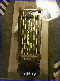 Santa Cruz  Bullet Complete Skateboard with Independent Truck Co Trucks