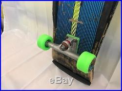 Santa Cruz Bullet Skateboard Independent Truck Co Jim Phillips Vintage