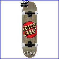Santa Cruz Complete Skateboard Classic Dot 8.38