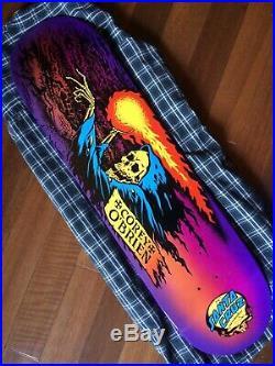 Santa Cruz Corey O Brien Candy Fade Reaper Skateboard Deck