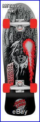 Santa Cruz Corey O'Brien Reaper Old School 80's Cruzer Skateboard Complete