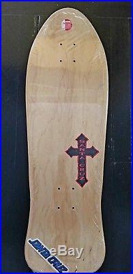 Santa Cruz Corey Obrien Skateboard Deck Reissue