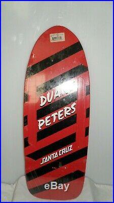 Santa Cruz Duane Peters Reissue Never Mounted Dogtown Powell Pocket Pistols