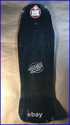 Santa Cruz Erick Winkowski Primeval Blackout Reissue Shaped Skateboard Deck