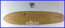 Santa Cruz First Wooden Skateboard Made In 1977