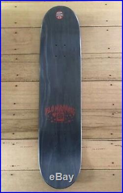 Santa Cruz Flo Marfaing Salba Withdoctor Spoof Skateboard Deck