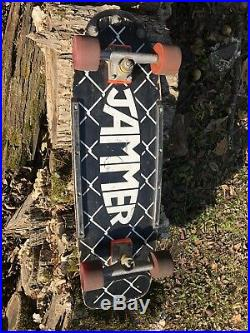 Santa Cruz Jammer Street Skate Board Sims Dogtown Alva Powell