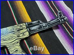 Santa Cruz Jason Jessee AK-47 SKATEBOARD DECK