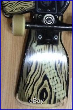 Santa Cruz Jason Jessee Ak 47 Skateboard Complete / Tensor Trucks Used Rare Find